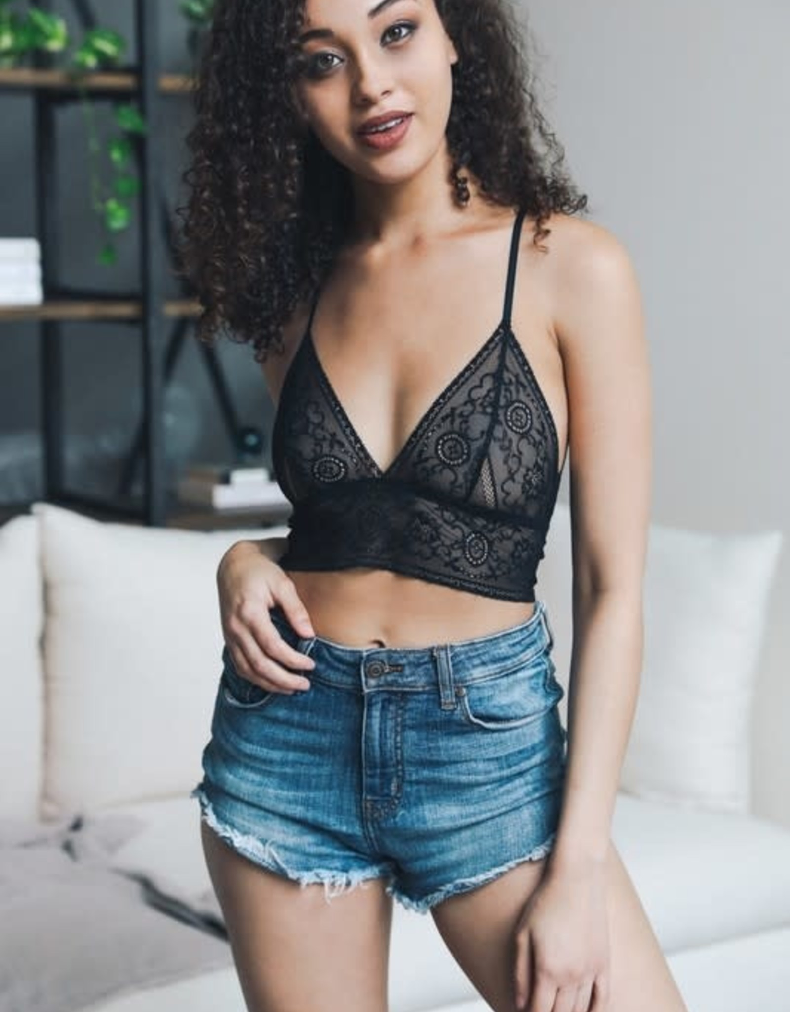 Scout the Label Chantilly Lace Bralette