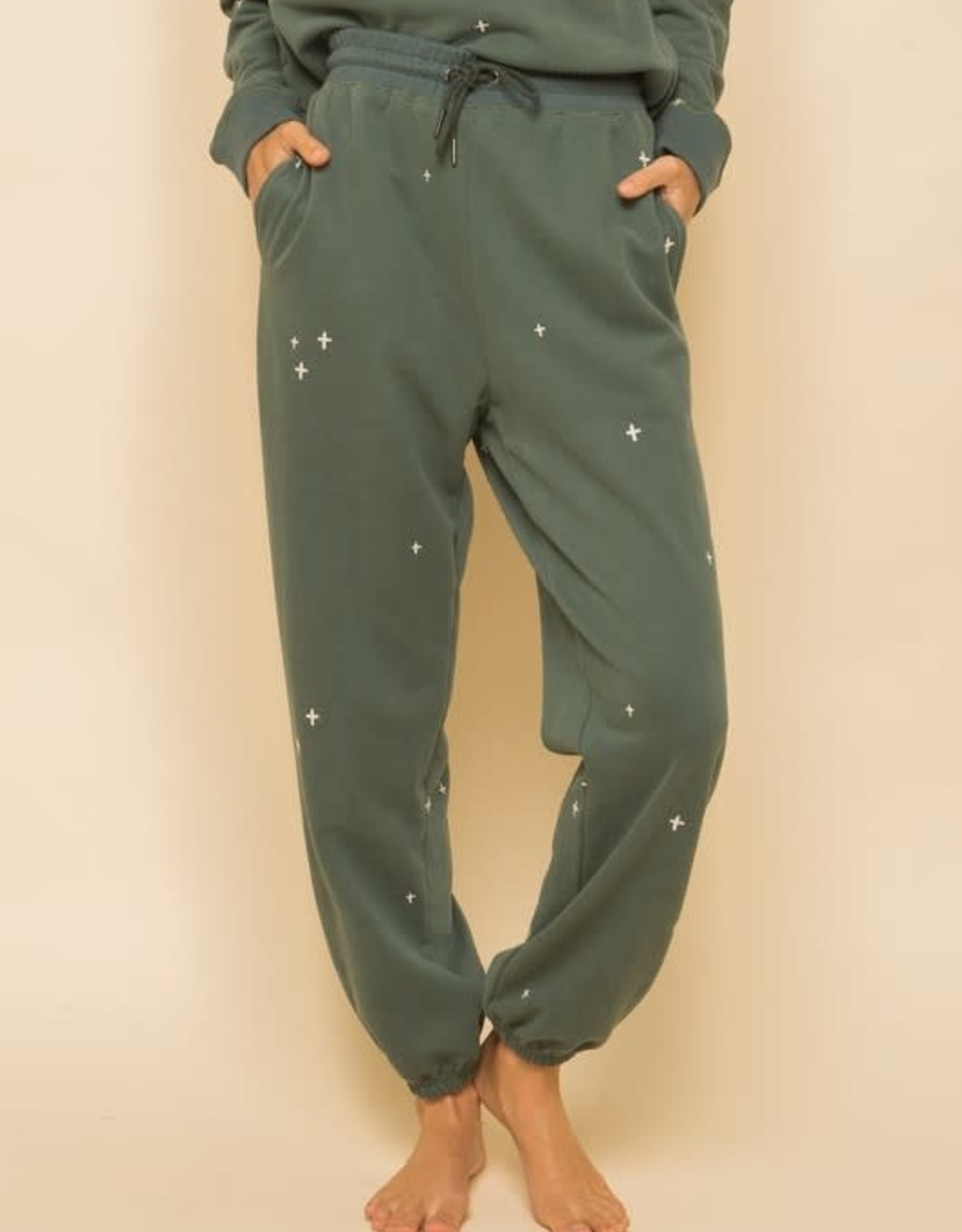 Scout the Label Starry Jogger Set