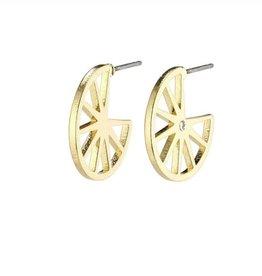 Pilgrim Kaylee Stud Earrings