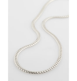 Pilgrim Talia Snake Chain Necklace