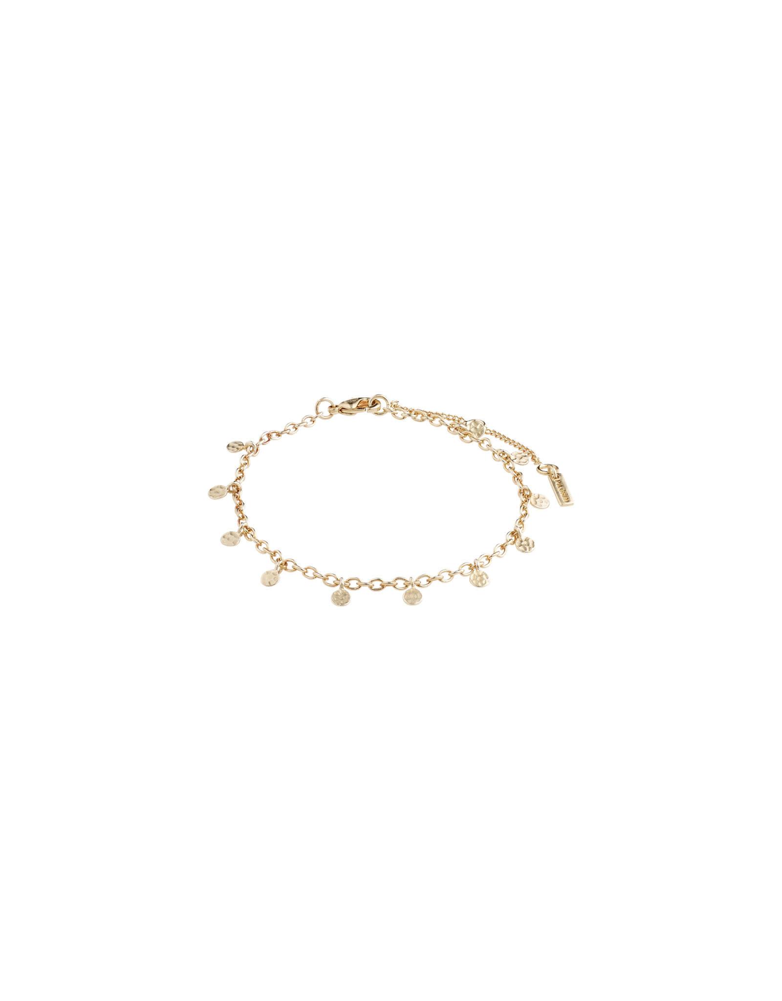 Pilgrim Panna Chain Bracelet