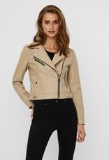Vero Moda Hope Faux Leather Jacket