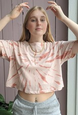 Scout the Label Scout the Label Tie Dye Crop Top