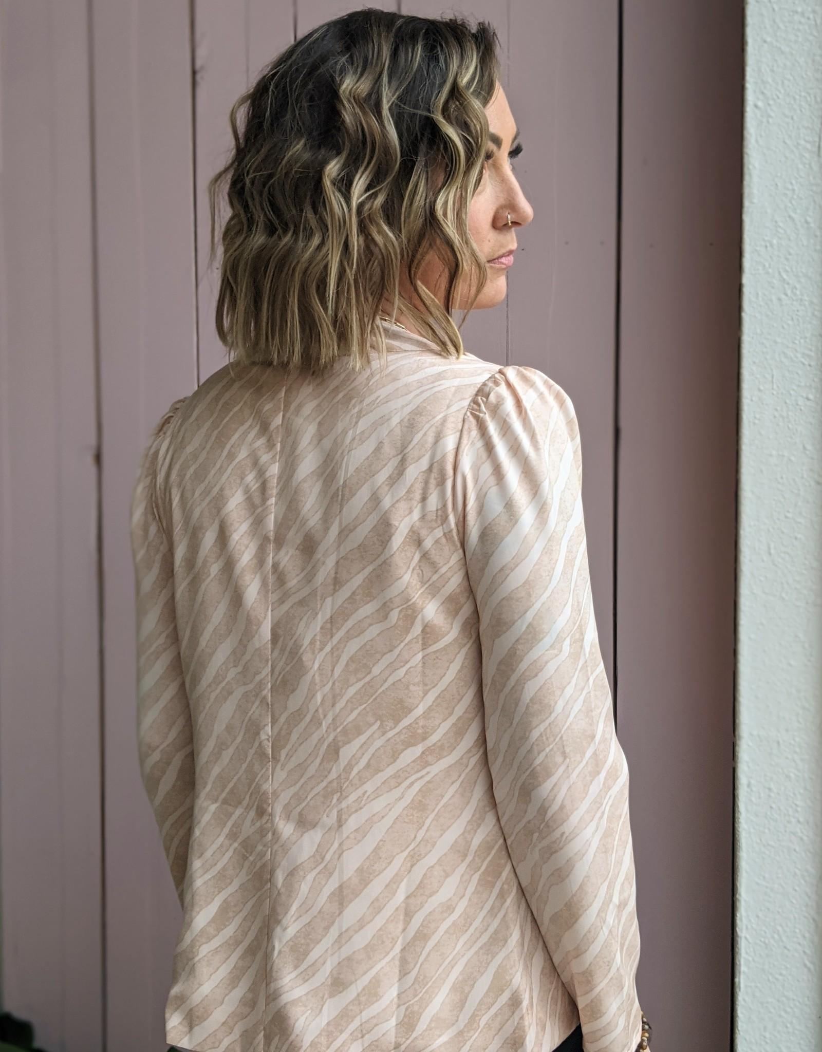 Saltwater Luxe Tay Long  Sleeve Blazer