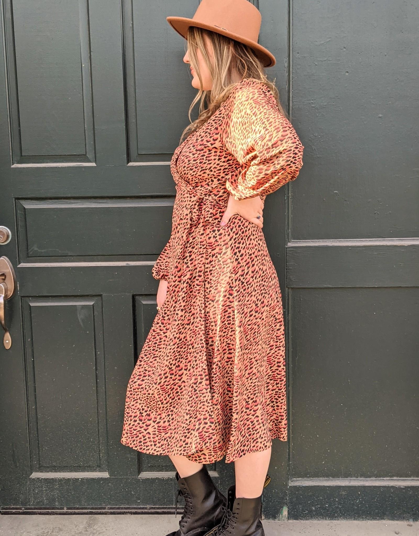 Noisy May Nika Wrap Dress