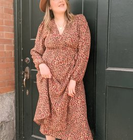 Noisy May Nika Wrap Dress