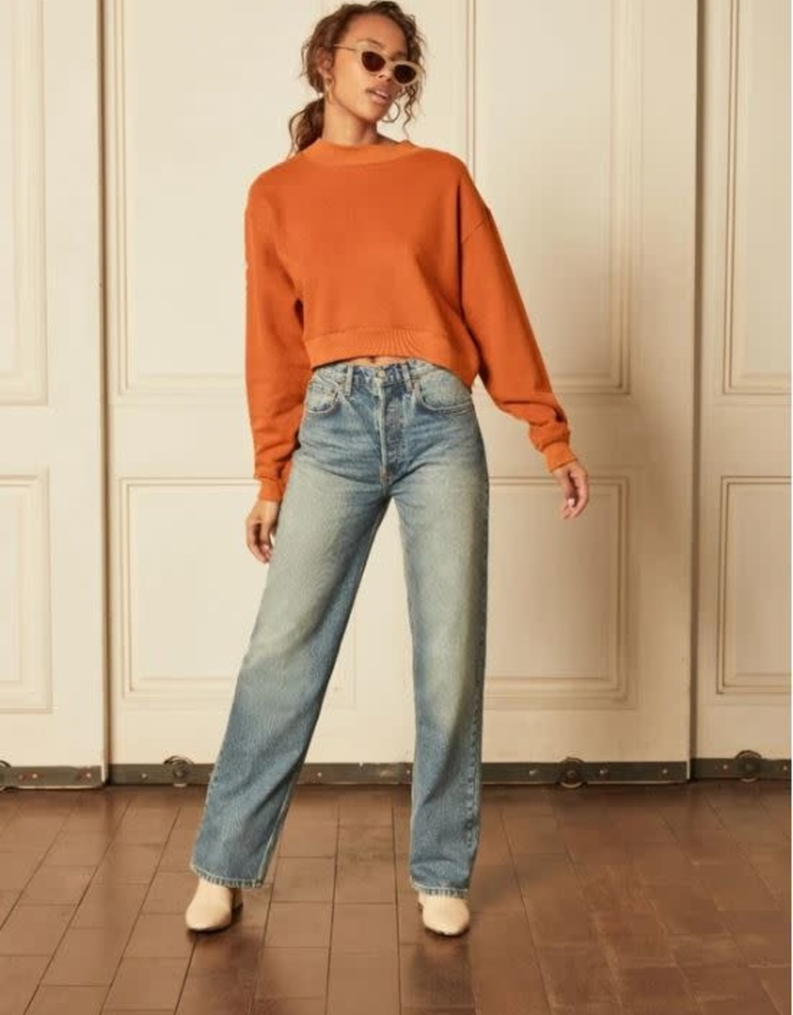 Boyish Jeans The Ziggy High Rise Relaxed