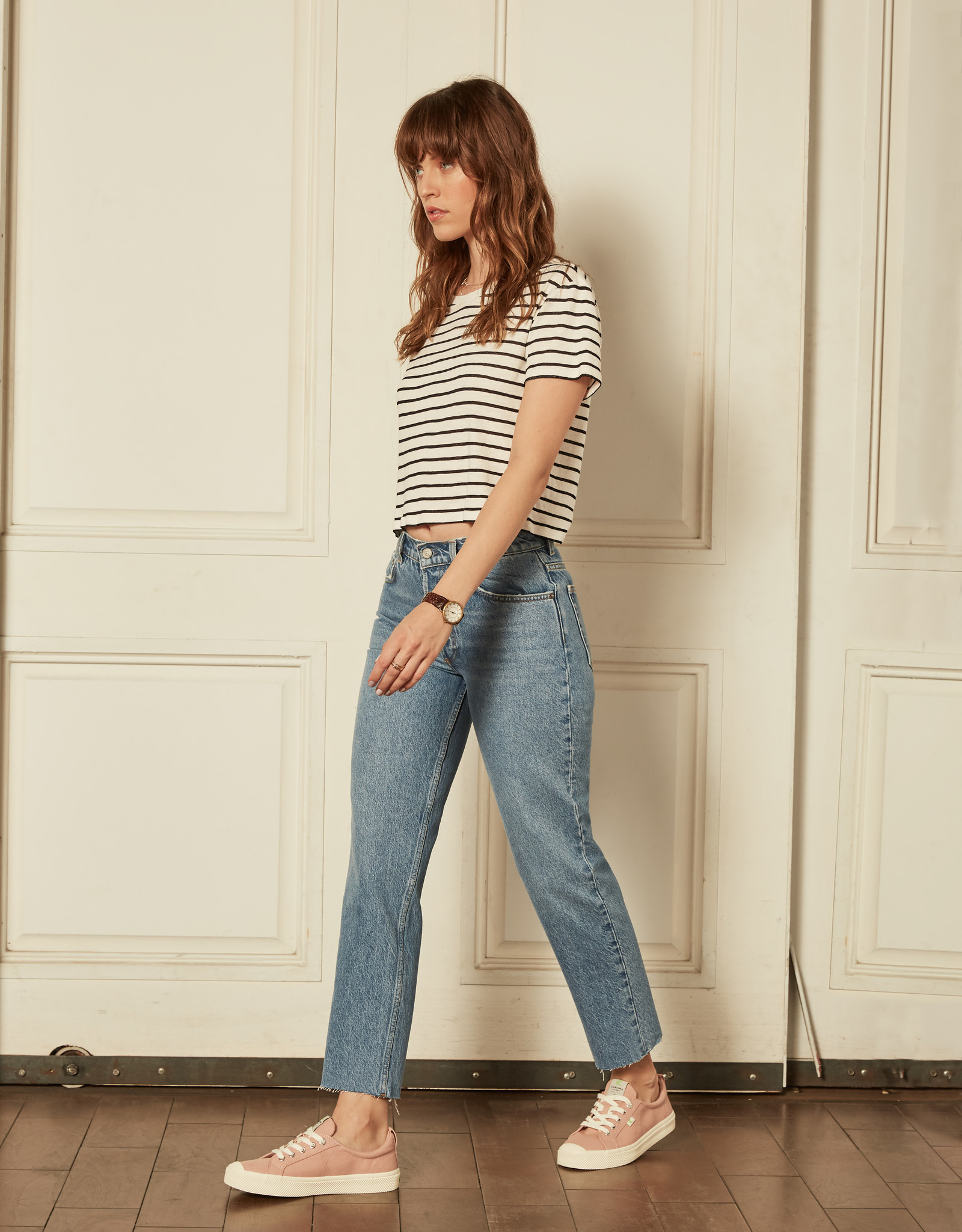 Boyish Jeans The Tommy High-Rise Straight Leg