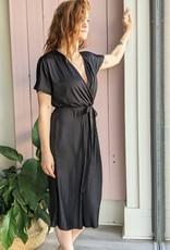 Vero Moda Ibea Faux Wrap Dress