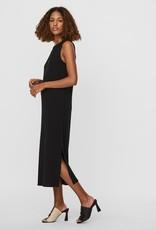 Vero Moda Lydia Ribbed Halter Calf Dress