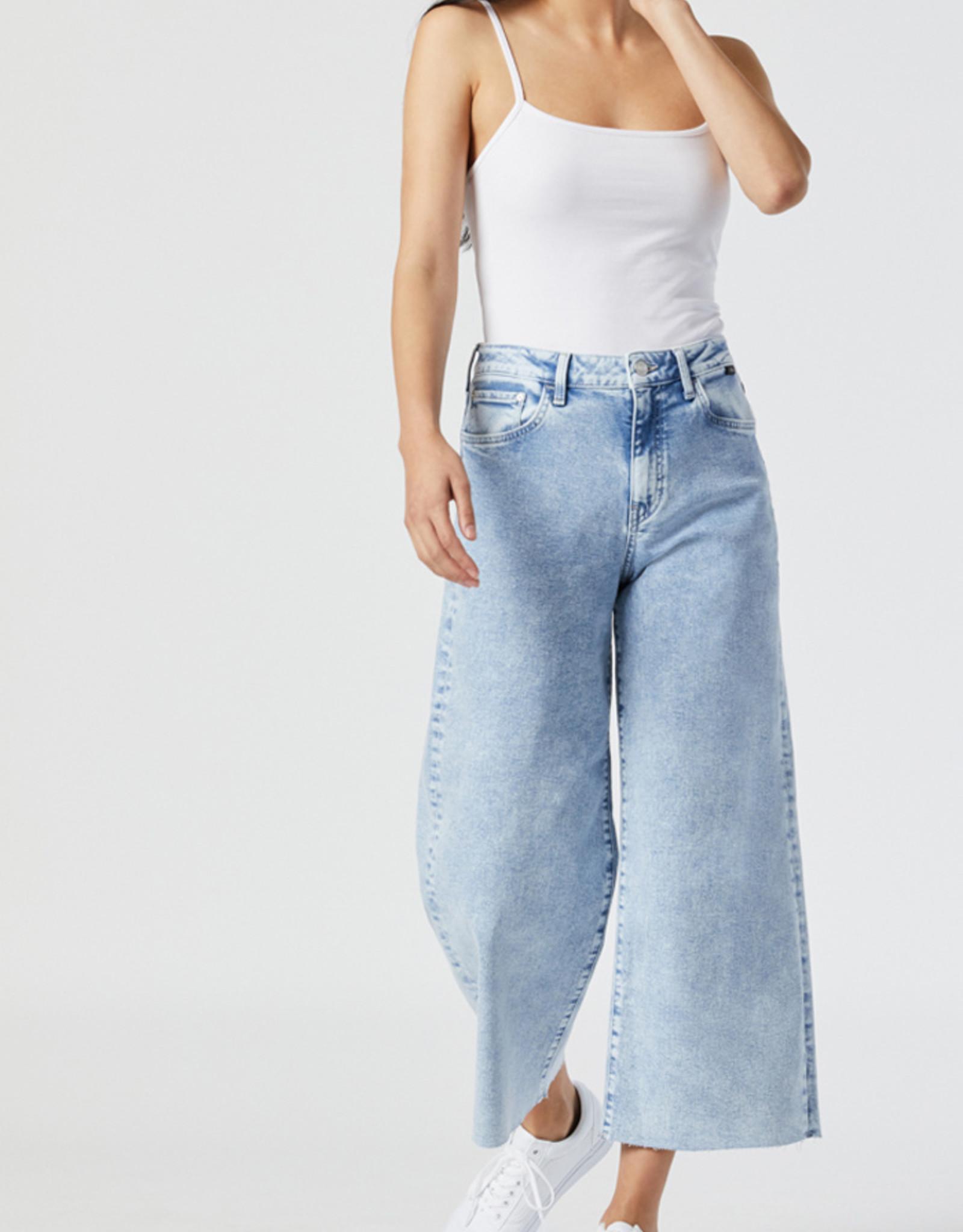 Mavi Bodrum 90's Wide Leg Cropped