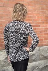 Saltwater Luxe Tay Leopard Blazer