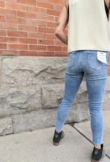 Mavi Scarlett High Rise Jeans Light Wash