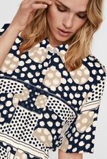Vero Moda Anna Button-Up Shirt-Dress
