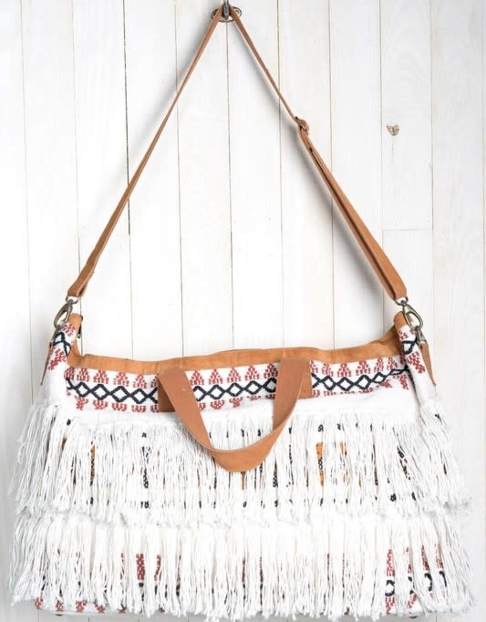 Love Stitch Weekender Bag