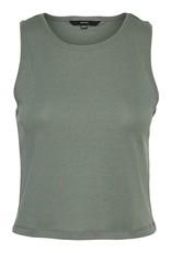 Vero Moda Gemma High-Neck Crop Tank Top
