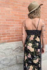 Saltwater Luxe Sally Maxi Slip Dress