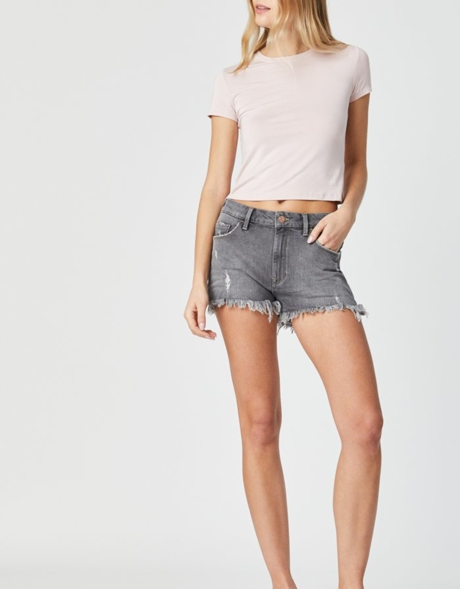 Mavi Rosie Denim Shorts