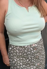Jackson Rowe Figary Button Skirt