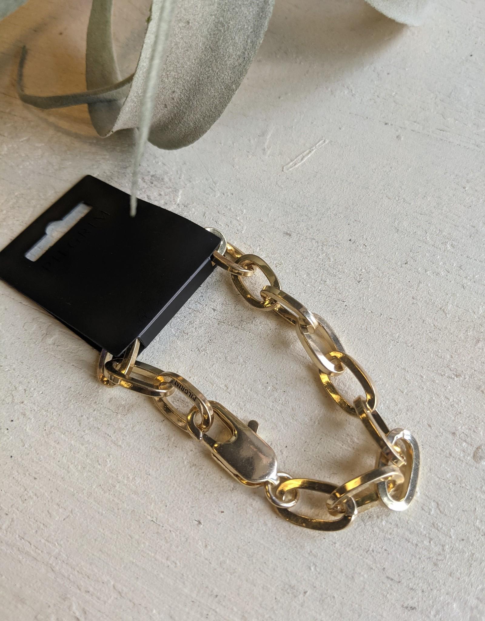 Pilgrim Tolerance Chunky Chain Bracelet