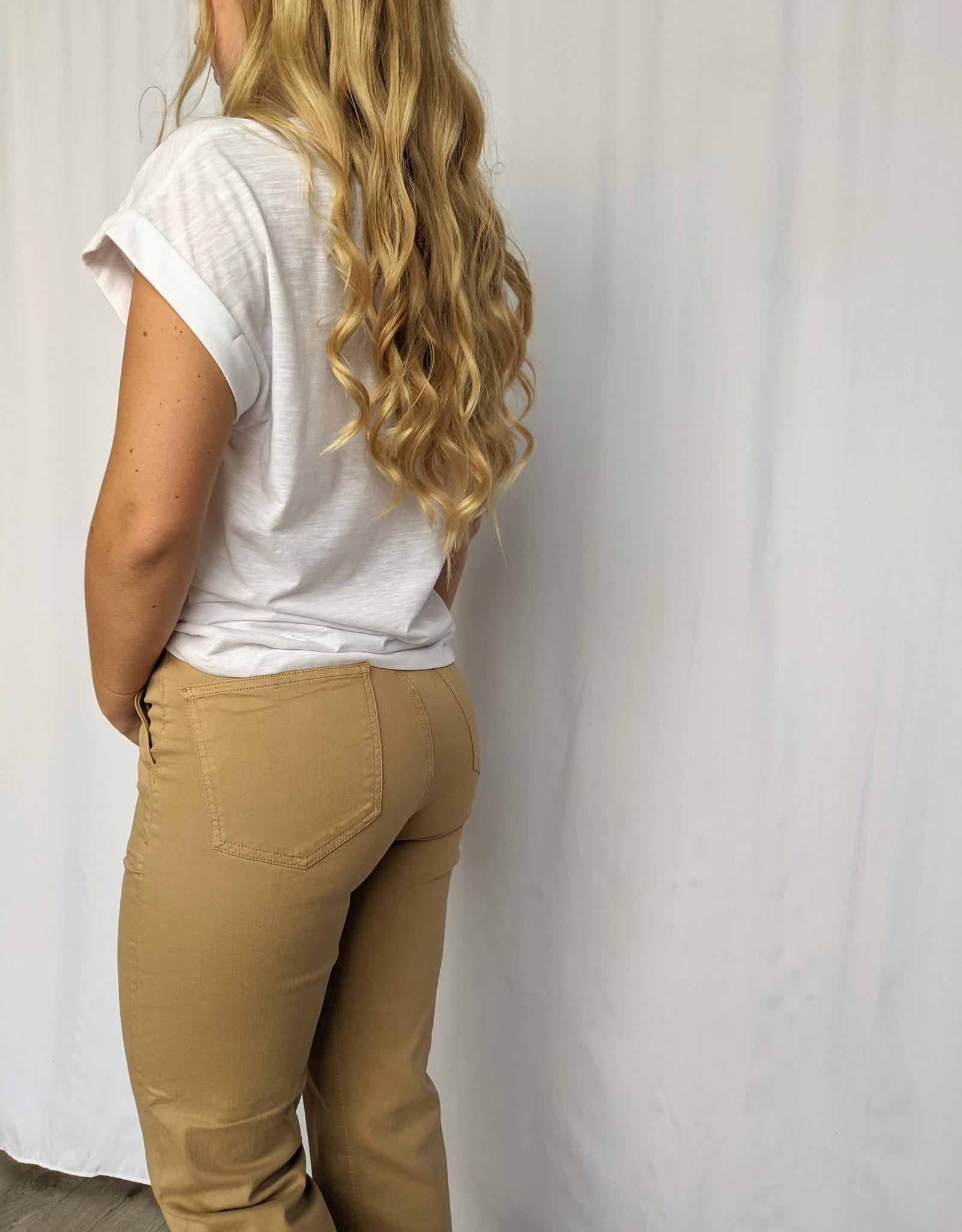 Mavi Shelia Twill Straight Leg