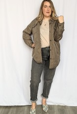 Vero Moda Simone Quilted Shacket