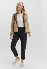 Vero Moda Stella Hooded Sherpa Jacket