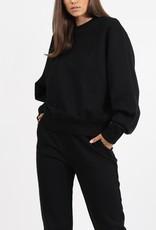 Brunette the Label Best Friend Crewneck Sweater
