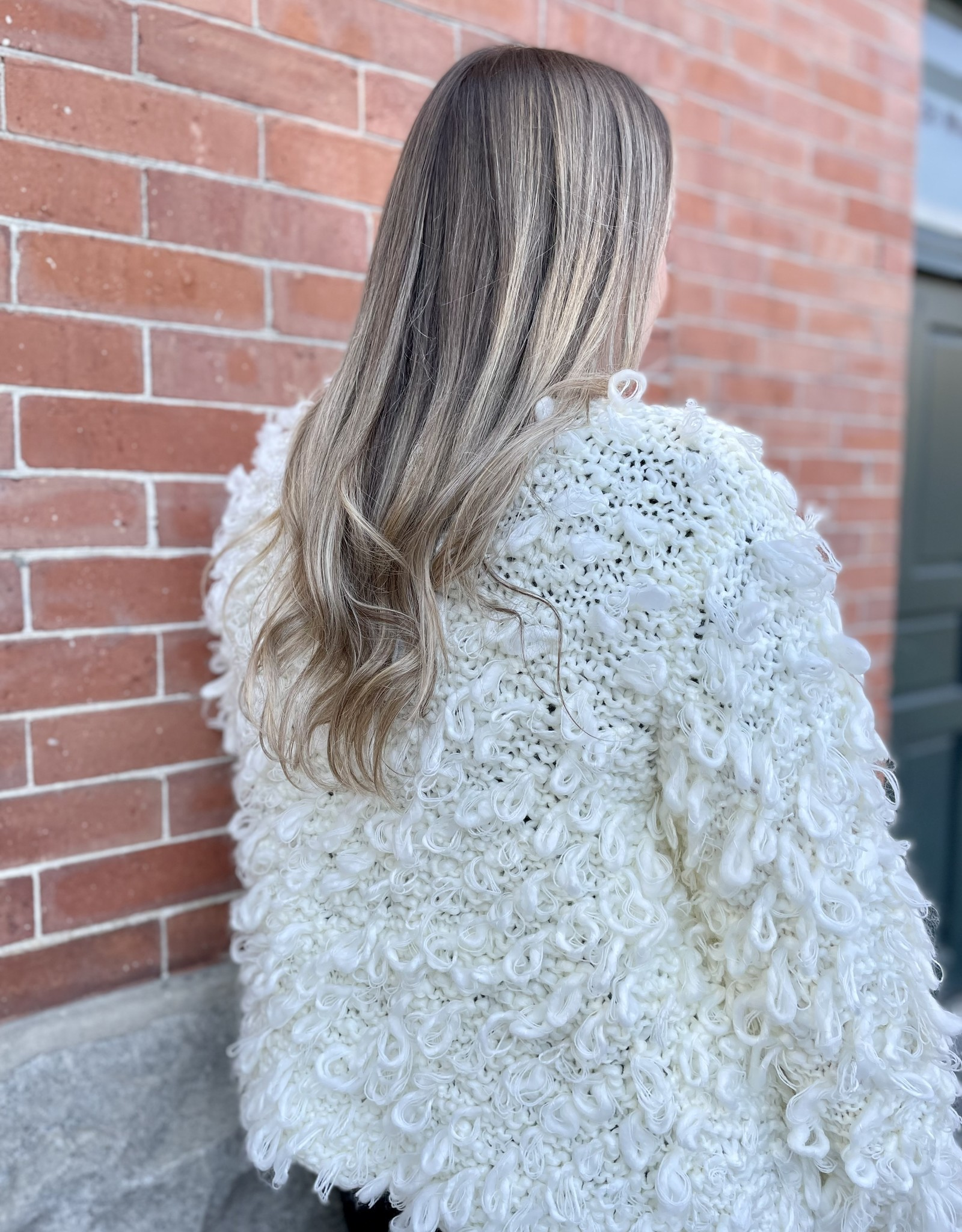 Saltwater Luxe Pippa Textured Cardigan