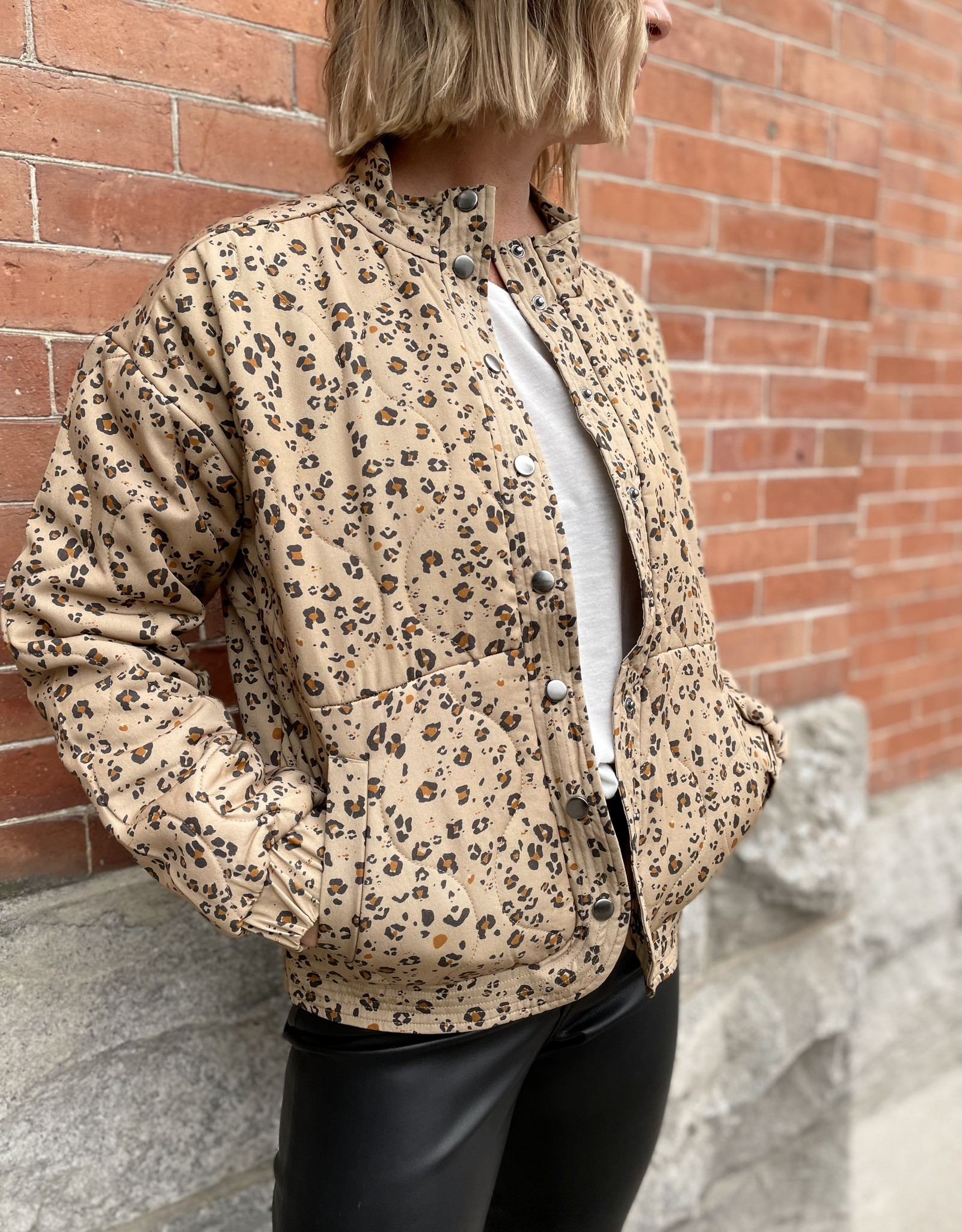 Saltwater Luxe Becca Quilted Jacket