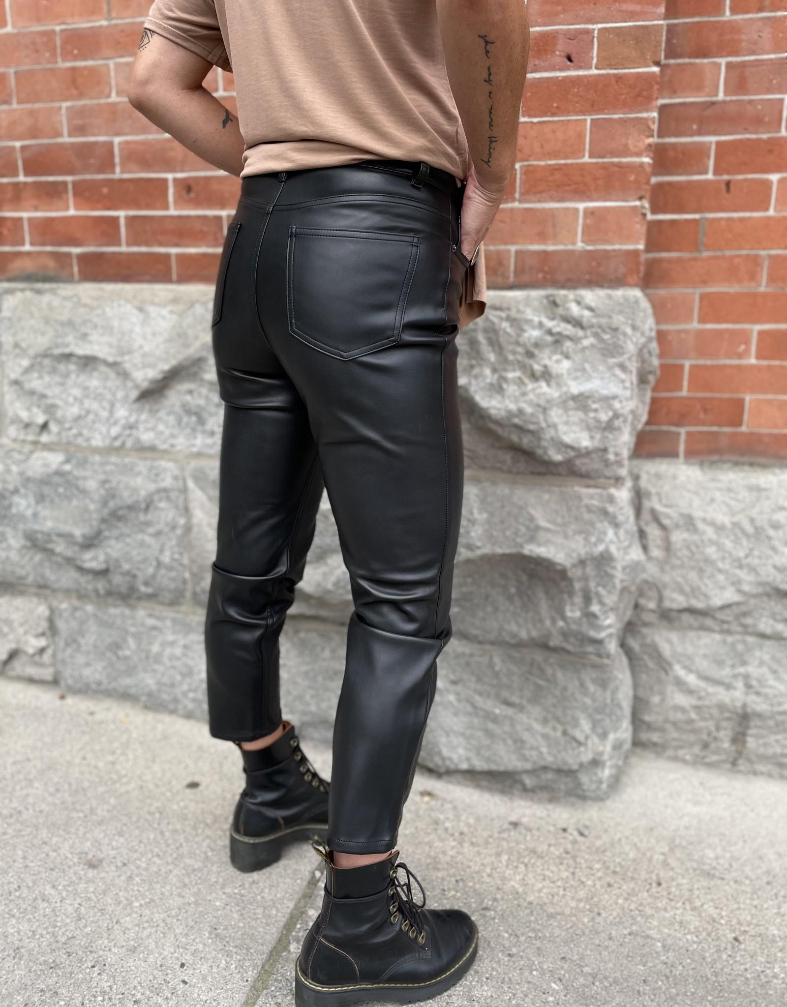 Vero Moda Brenda Faux Leather Pants