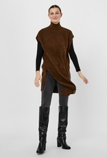Vero Moda Sonya High Neck Sleeveless Sweater Tunic