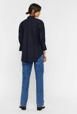 Vero Moda Riley 3/4 Sleeve Button Down Shirt