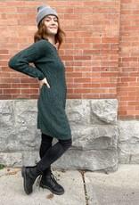 Vero Moda Simone Cable Knit Sweater Dress