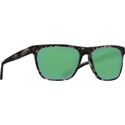Costa Del Mar Costa Apalach - Shiny Black Kelp - Green Mirror APA 223 OGMGLP