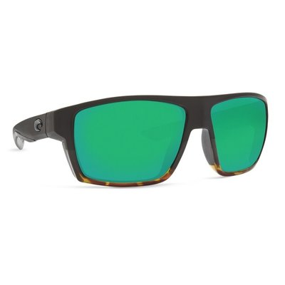 Costa Del Mar Costa Bloke - Black/Shiny Tortoise - Green Mirror BLK 181 OGMP