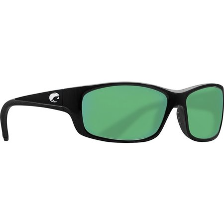 Costa Del Mar Costa Jose - Shiny Black - Green Mirror JO 11 OGMGLP