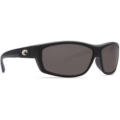 Costa Del Mar Costa Saltbreak - Matte Black - Gray BK 11 OGP