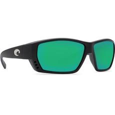 Costa Del Mar Costa Tuna Alley - Matte Black - Green Mirror TA 11 OGMGLP