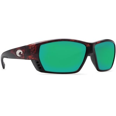 Costa Del Mar Costa Tuna Alley - Tortoise - Green Mirror TA 10 OGMGLP