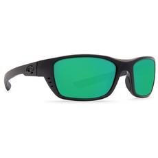 Costa Del Mar Costa Whitetip - Blackout - Green Mirror 580G