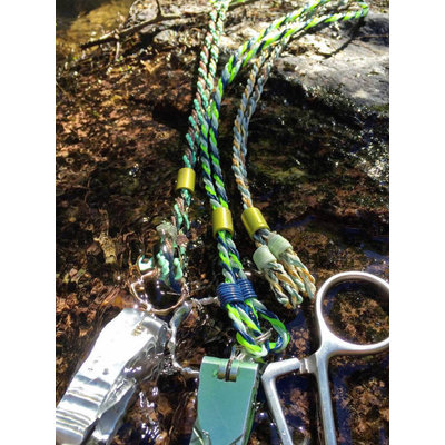 Flyvines Flyvines Lanyard | Assorted Colors | Recycled Fly Line Accessory Lanyard