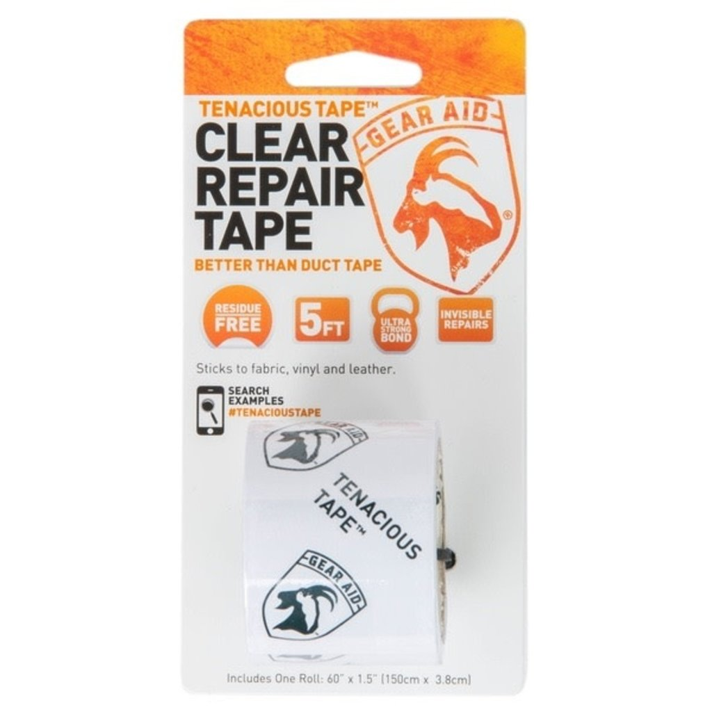 Gear Aid Tenacious Tape Clear