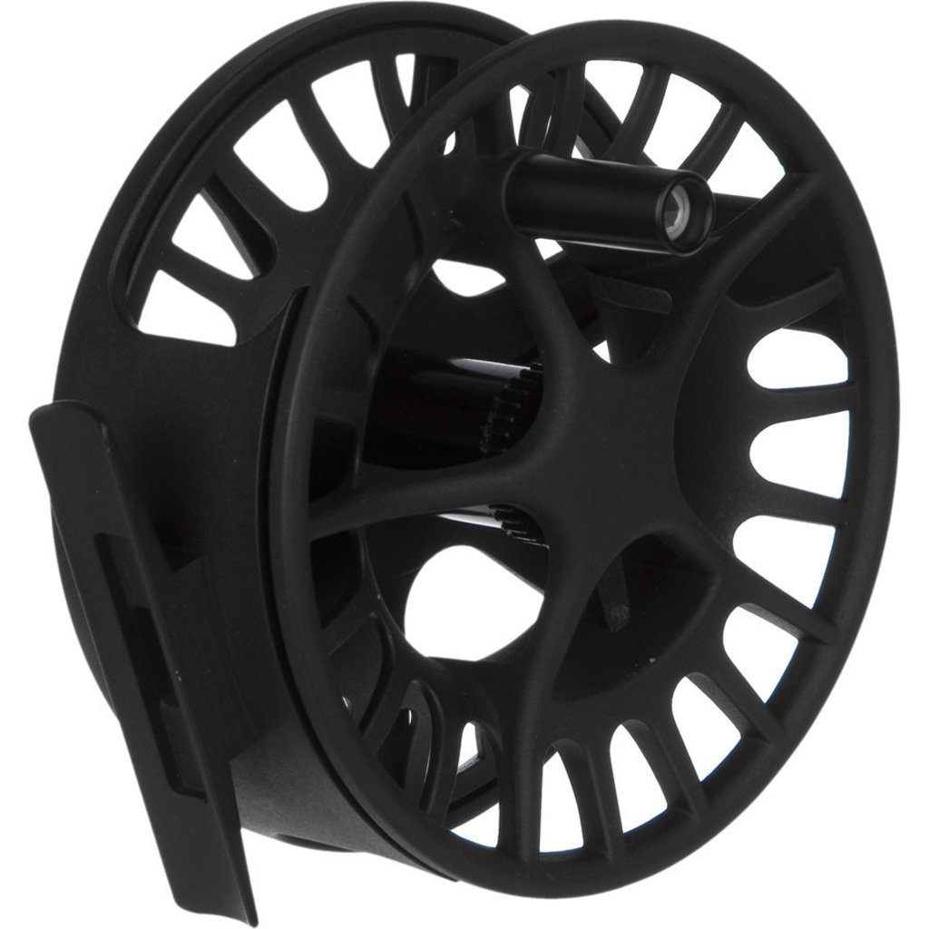 Lamson Reels Waterworks Lamson  Liquid Fly Reel | Black | 2
