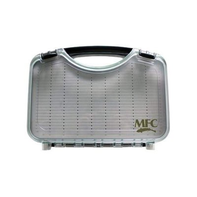 Montana Fly Case Clear Large Foam