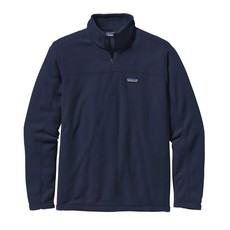 Patagonia Patagonia Micro D Pull Over | Navy Blue