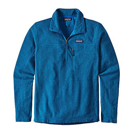 Patagonia Patagonia Oakes 1/4 Zip Pullover Andes Blue Large
