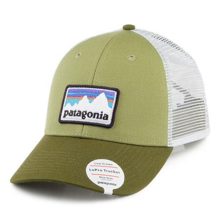 Patagonia Patagonia Shop Sticker Patch Lopro Trucker