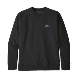 Patagonia Patagonia Small Flying Fish Uprisal Crew Sweatshirt