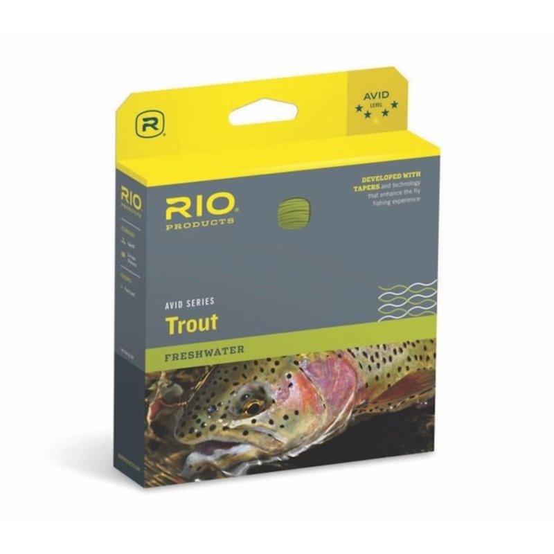 Rio Rio Avid Trout Fly Line
